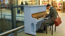 Creatividad en espacios público