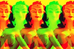 Superwoman_Día de la Mujer Trabajadora