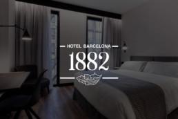 Portada Hotel Barcelona 1882