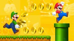 Monetización nintendo Mario y Luigi